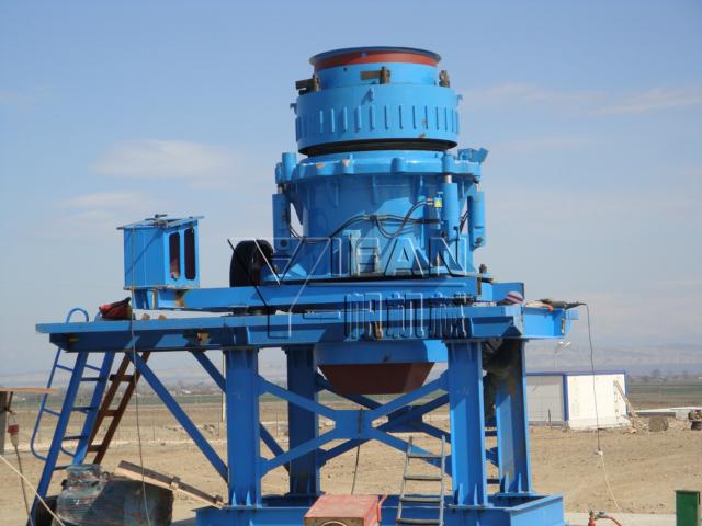Concasseur à Cône hydraulique